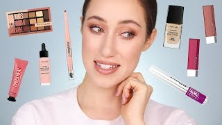 I Tried More NEW Drugstore Makeup...
