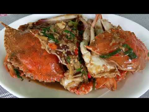 Crab In Oyster Sauce