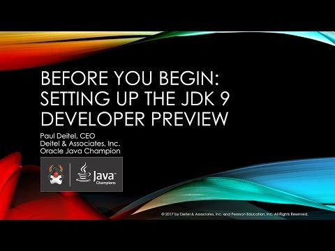 Installing JDK 9 Developer Preview on macOS