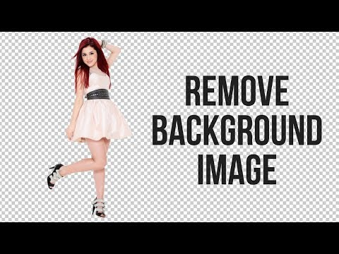 How to Change Background of Photo Online.( Transparent Image Background)