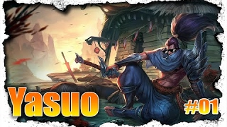 What can I do for the 1st Time Yasuo ?!! LOA