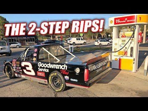 Dale Truck Hits the STREETS! + Testing the 2-Step!