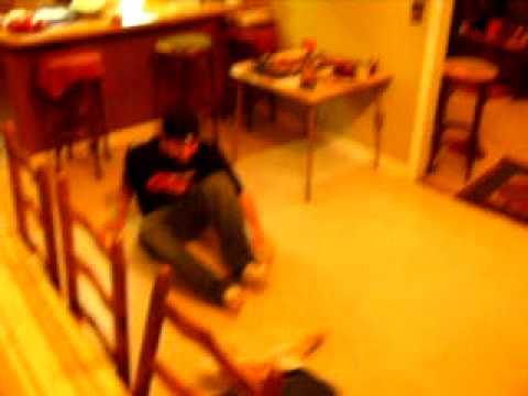 WAXED FLOORS (FUNNY!)