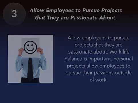 Tips on Boosting Employee Morale by Kabir Kassam