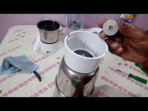 How to repair mixer grinder jar (HINDI)