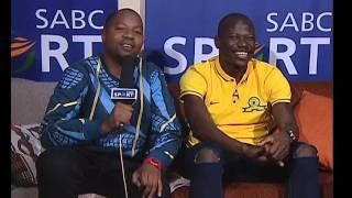 Thomas Mlambo Hlompho Kekana and Masibusani Zongo