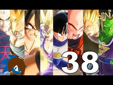 Dragon Ball Xenoverse 2 Online: Super Warriors Tournament/Yami Piccolo - Part 38 - Johnic Adventure