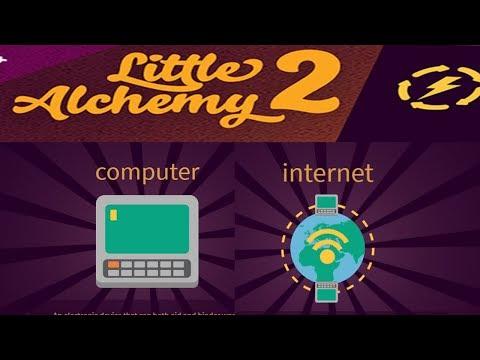 Little Alchemy 2 Cheats / Elements Combination Walkthrough Ep 7