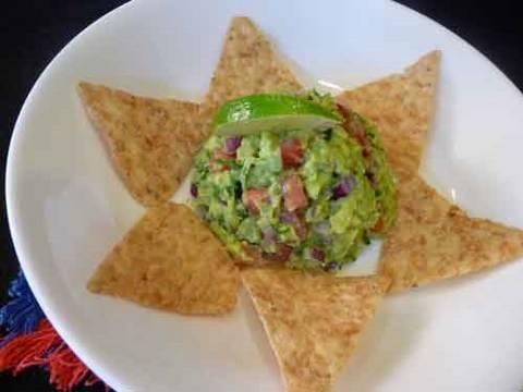Guacamole - Avocado Dip Recipe