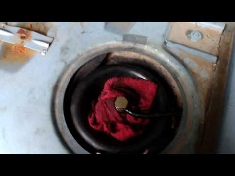 How To: Fix a Leaky Fuel Pump (1980 Saab 900 Turbo)