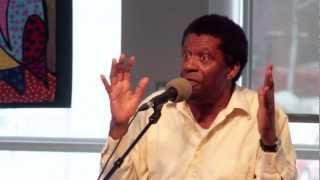 Dany Laferrière raconte l'histoire d'Haïti - causerie