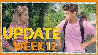 UPDATE WEEK 12 | BRUGKLAS S8
