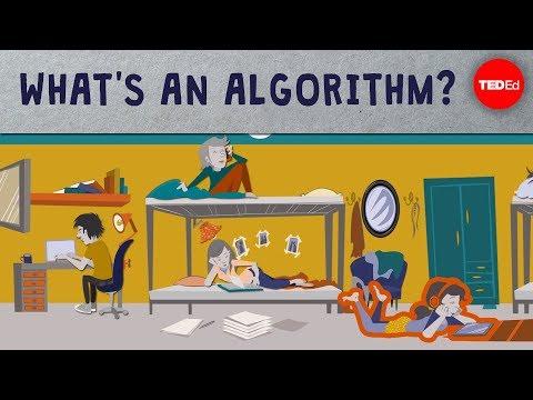 What's an algorithm? - David J. Malan
