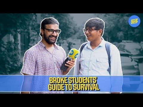 ScoopWhoop: Broke Students' Guide to Survival