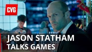 Jason Statham Interview: The Real Games Journalist