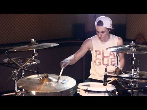Luke Holland - TesseracT - Nocturne Drum Cover