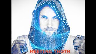 This Man Met Thoth & Lives To Tell About It - Matt Belair