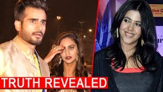 Ekta Kapoor Bans Media To Hide Krystle D'souza And Karan Tacker's Relationship | TellyMasala