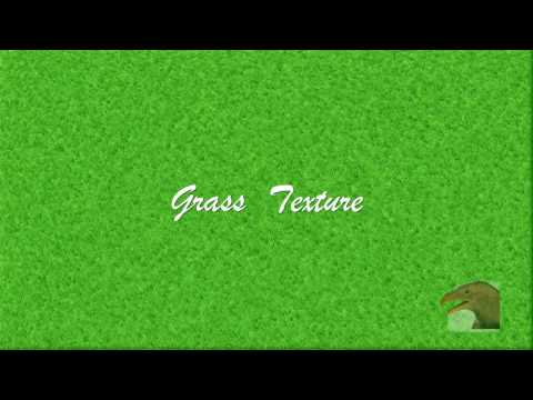 [HD]  Photoshop Tutorial - Grass Texture