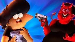 Fui ASSALTADO! Uma mulher roubou meu Nintendo 64