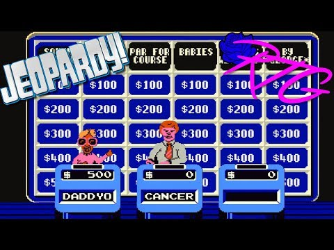 Jeopardy!: Two Idiots Answering Questions | Ep1 | RoseTintGaming🌹