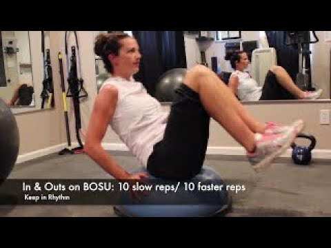 BioRider Fitness: Exercise for riders to improve position at walk