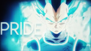 [AMV/ASMV] Vegeta I Pride (Dragon Ball Super)