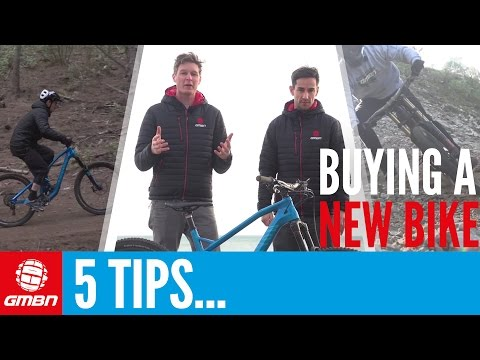How To Buy A Mountain Bike - 5 Tips To Get The Right MTB For You