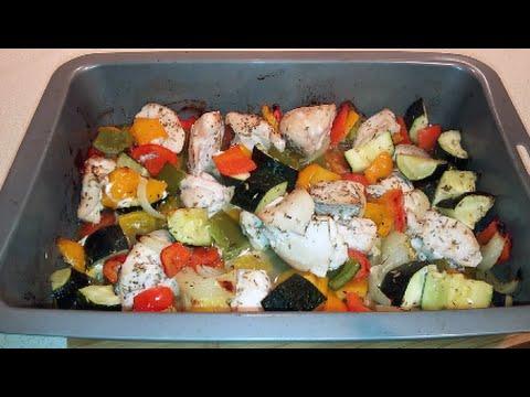 Oven Roasted Chicken Kebabs (no skewers) low carb, paleo, primal, Dr Poon