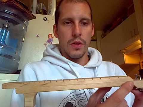 Progress report on the acoustic travel ukulele (build)