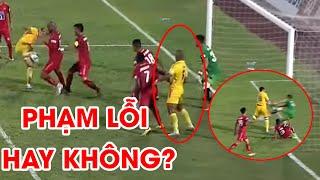Nam Định bị trọng tài từ chối 1 bàn thắng, 1 quả penalty ở Thiên Trường: Đúng hay sai? | NEXT SPORTS