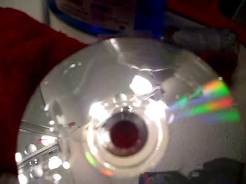 How to fix a scratched game,cd,dvd!!!!!!! will work 100%