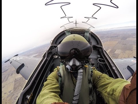 Canadian Air Force Flight Training
