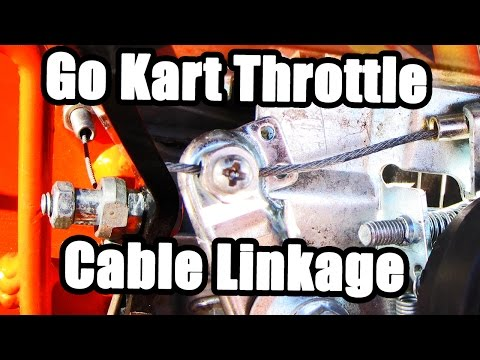 Go Kart Throttle Cable: Linkage and Installation