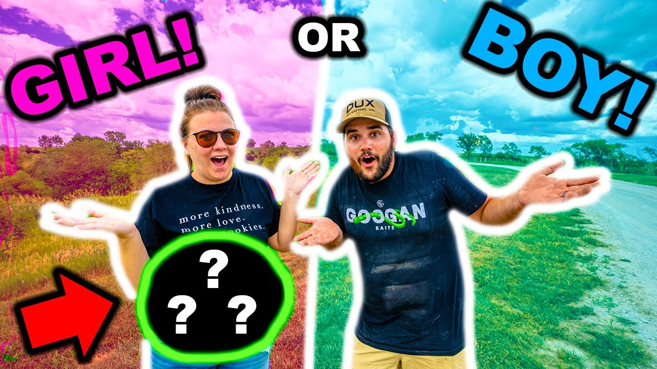 Announcing the GENDER of OUR BABY!!! (Gender Reveal Gone Wrong)