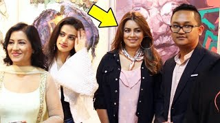 Mahima Chaudhary At India Art Festival Inauguration