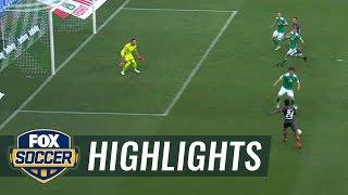 Virgil Misidjan scores equalizer in stoppage time vs. Werder Bremen | 2018-19 Bundesliga Highlights