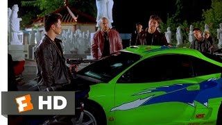 The Fast and the Furious (3/10) Movie CLIP - Meet Johnny Tran (2001) HD