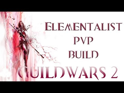 Guild Wars 2 PvP Build: Elementalist - Heavy Support/Condition Removal
