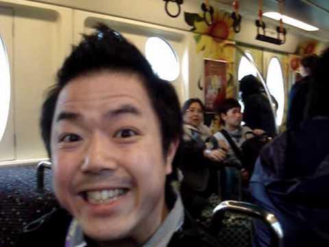 Tokyo Disney Sea By Disney Train