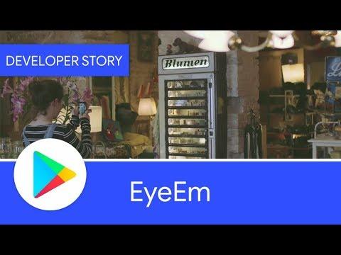Android Developer Story: EyeEm improves user engagement through design