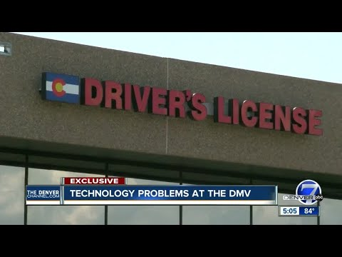 Frustration mounts after days of outages at Colorado state offices, including DMV