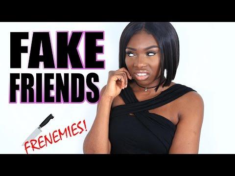 FAKE 'FRIENDS'