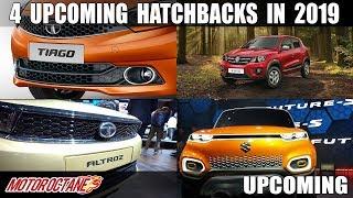 4 upcoming hatchbacks in 2019 | Hindi | MotorOctane