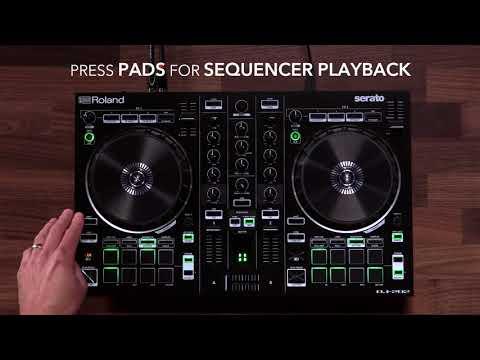 Roland DJ-202: Sequencer
