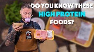 8 Cheap \u0026 Healthy High Protein Sources
