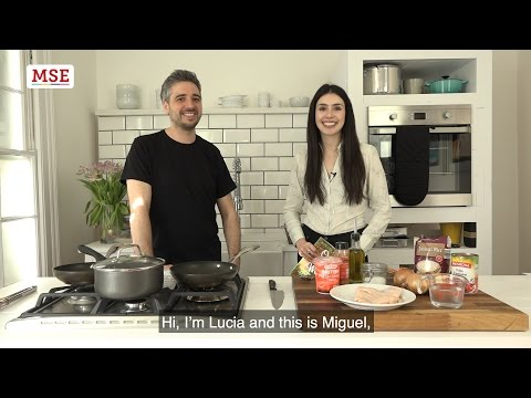 How to make a meal for £1 with Miguel Barclay and MSE Lucia