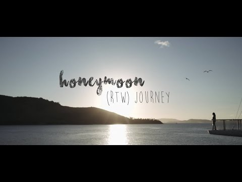 A Honeymoon (RTW) Journey in 4K - Sony A7Sii
