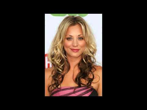10 Top Kaley Cuoco Hairstyles