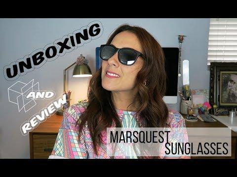 UNBOXING/REVIEW ▹ MarsQuest Sunglasses | Vanelicious